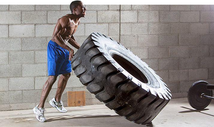 HIIT-Training