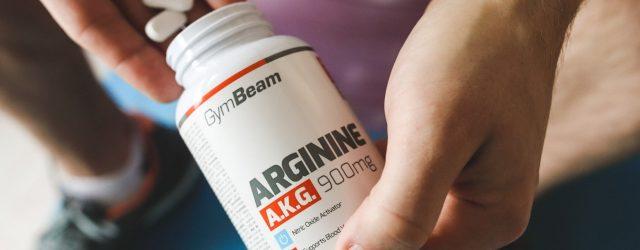 Optimale Dosis von Arginin