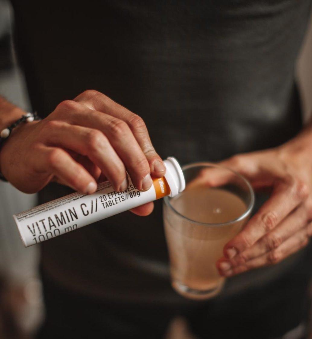 Vitamin C 1000 mg - GymBeam