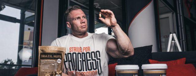 Training und eine ausgewogene Ernährung