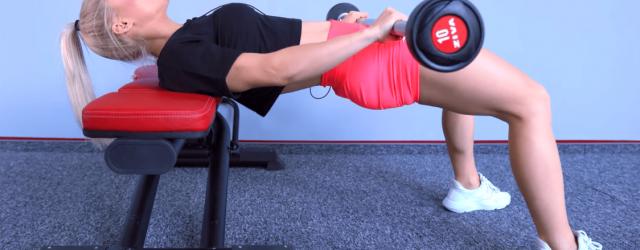 Variationen von Hip Thrusts